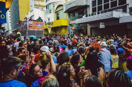 Trios eletricos in Brazil
