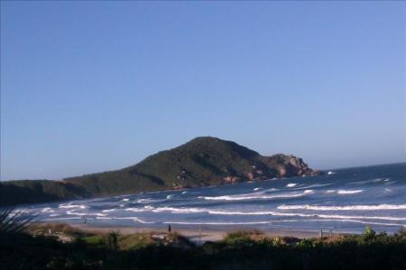 Brazil has beautiful beaches