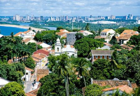 Olinda is one of the most beautiful cities in Brazil