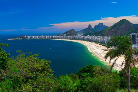 Rio is a highlight in Brazil