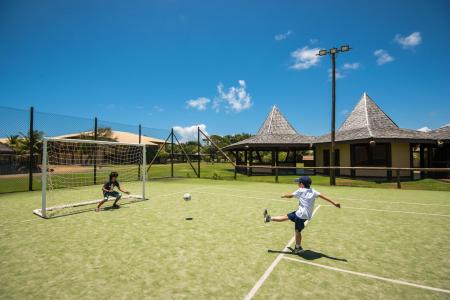 Young soccer talents in Brazil