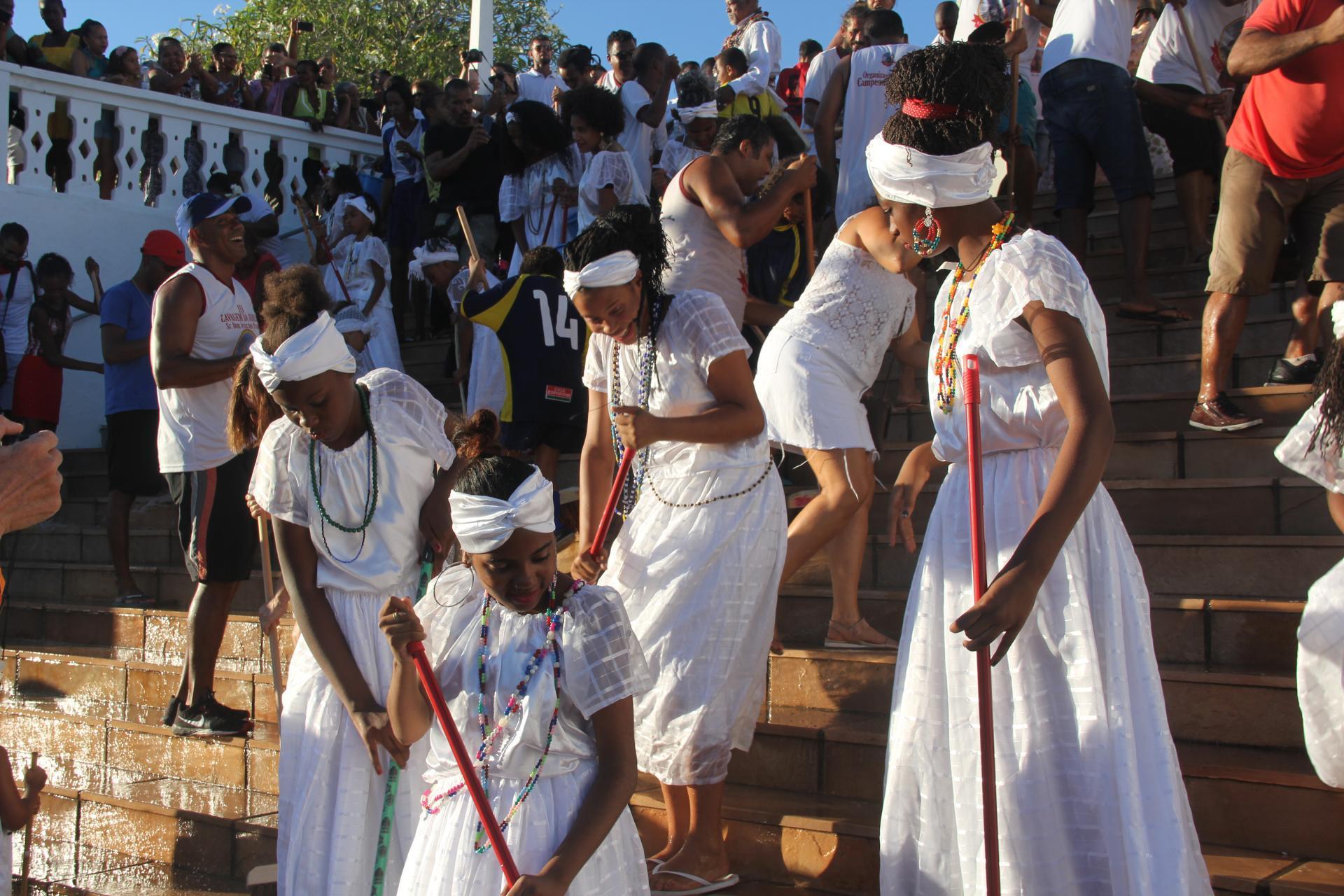 Festa do Senhor do Bonfim in Salvador