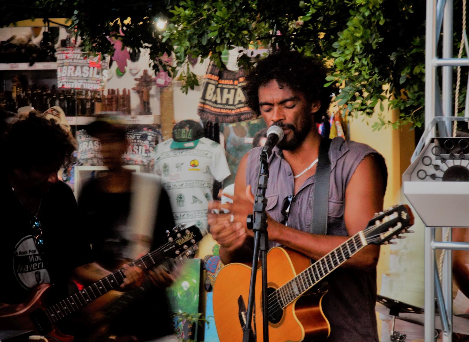 Live Music in Bahia