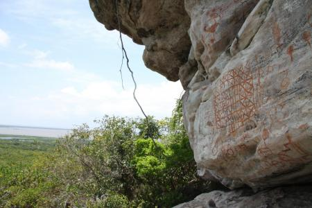 Cave paintings provide insight into Brazil's history