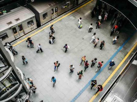 People in Sao Paulo