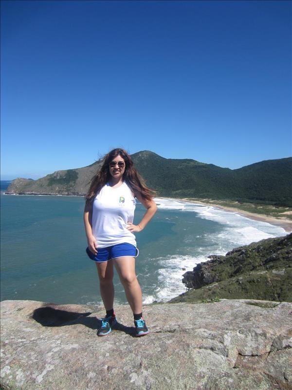 Internship in Brazil - Tourism - Florianopolis - Aventura do Brasil - Natalie