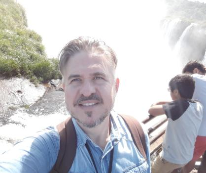 Guide Leandro in Foz do Iguacu