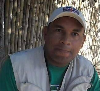 Guide Marcio in North Pantanal