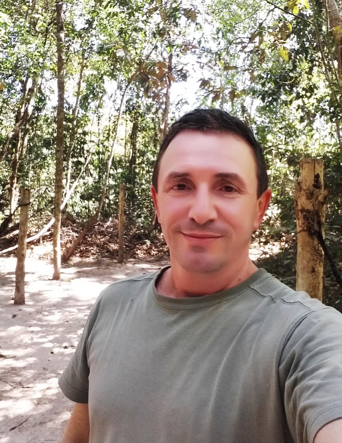 Guide Roberto in North Pantanal