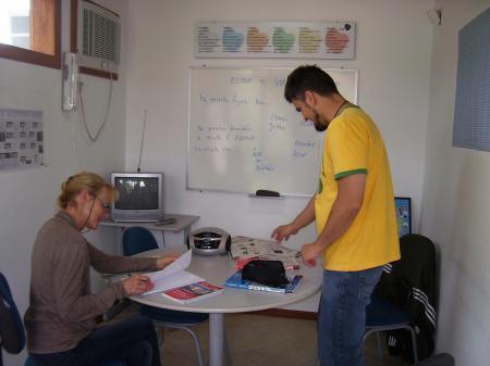 Your Portuguese school in Florianopolis