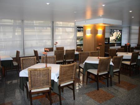Restaurant of Hotel Ibiza Copacabana