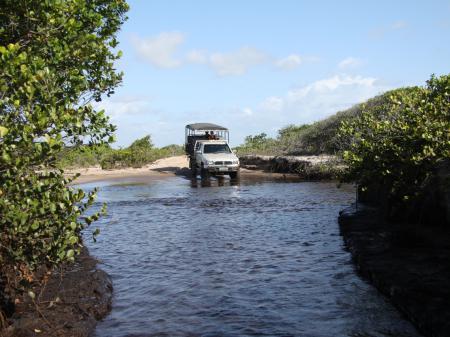 Excursion to the Lagoa Azul