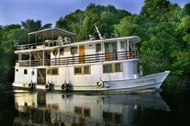 Amazon Clipper Cruises traditional 1