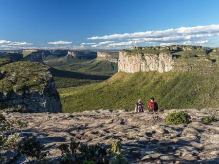 Enjoy beautiful views on Salvador and Hiking in Chapada Diamantina