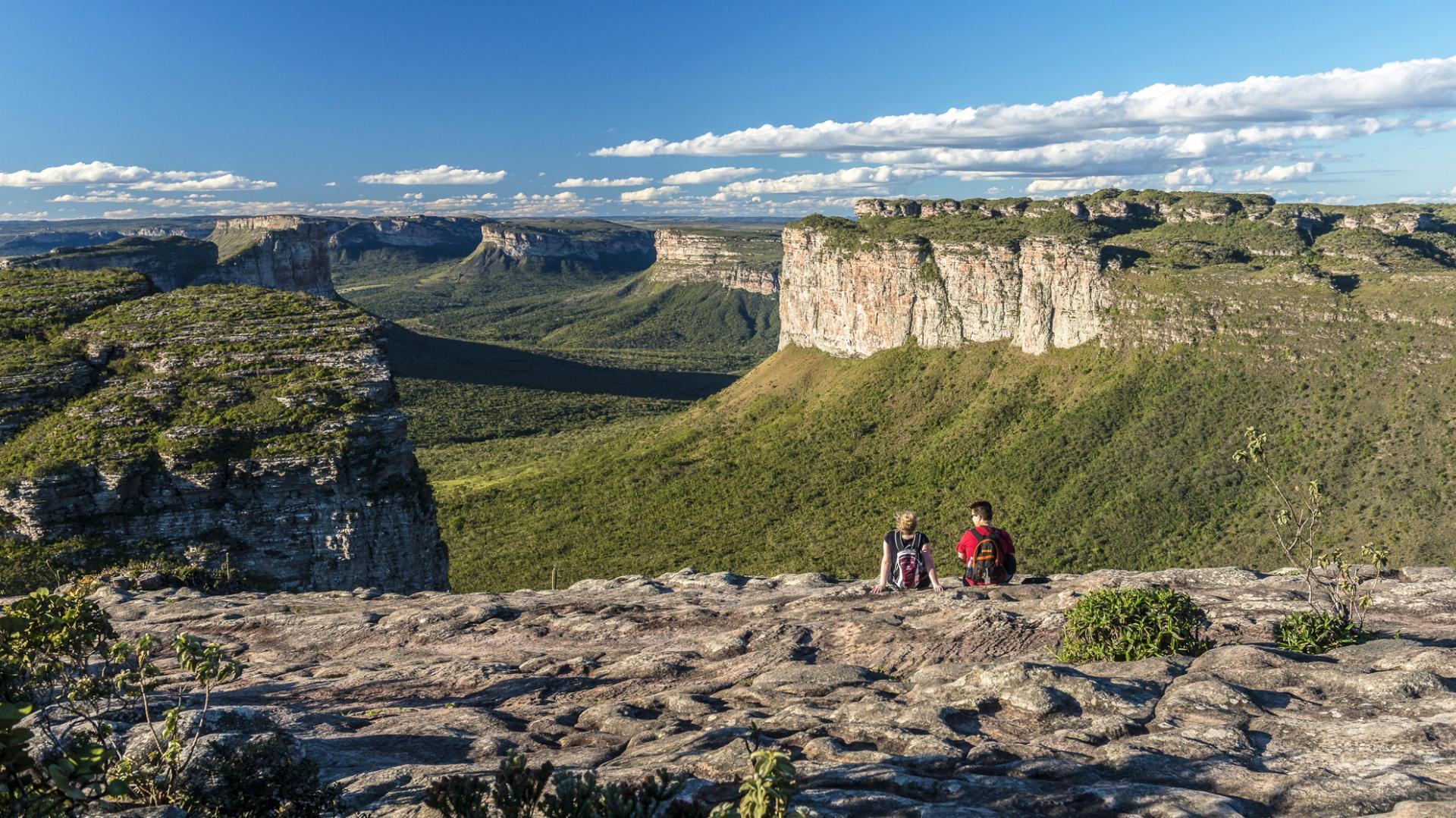 Beautiful views on Salvador and Hiking in Chapada Diamantina