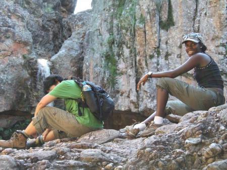 Hike through the mountains of the Chapada Diamantina