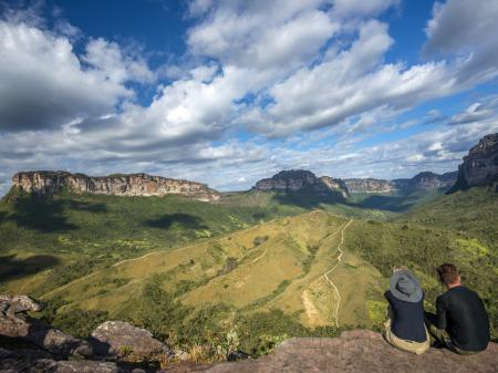 Experience the local culture, visiting the locals at Chapada Diamantina National Park