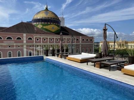 Pool Hotel Juma Opera Manaus