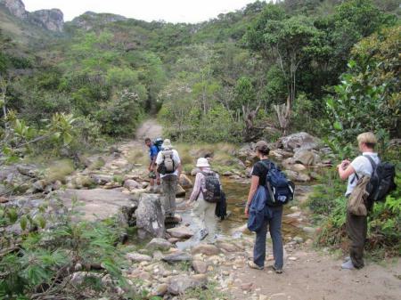 Eco Lodge Itororo - Hike in the Atlantic Rainforest