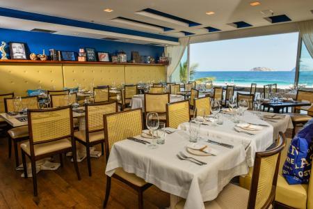 Restaurant of Hotel Sol Ipanema