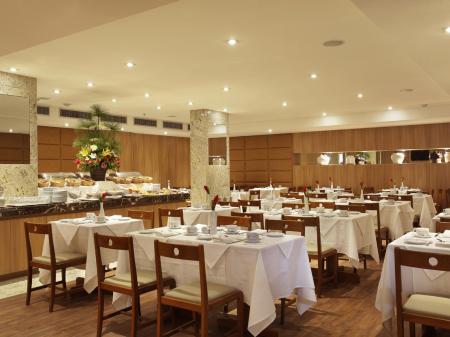 Restaurant of Hotel Windsor Copa