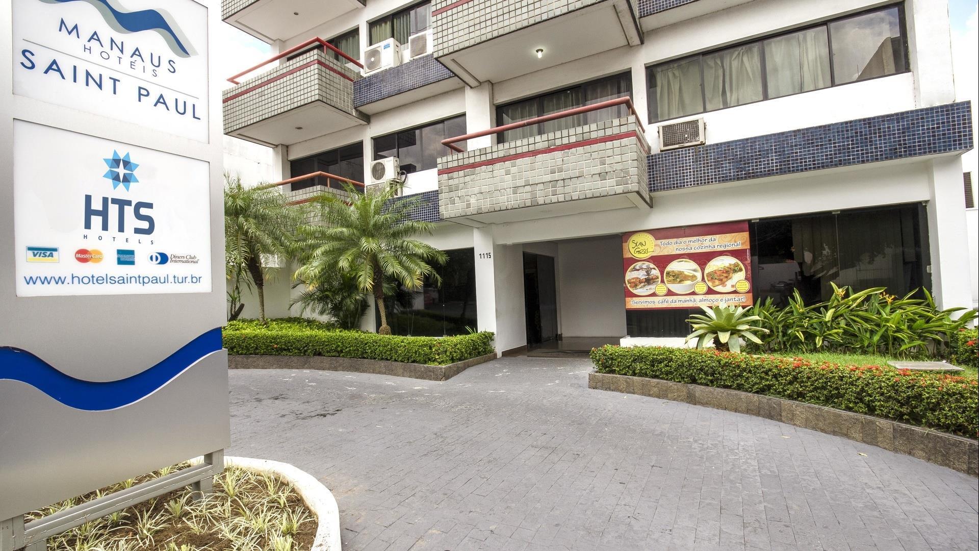 Brazil Manaus: Standard Hotel Saint Paul