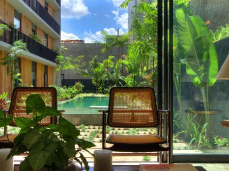 Pool of Superior Hotel Villa Amazonia