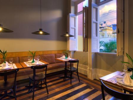 Restaurant of Superior Hotel Villa Amazonia