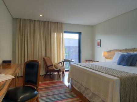 Room of Superior Hotel Villa Amazonia