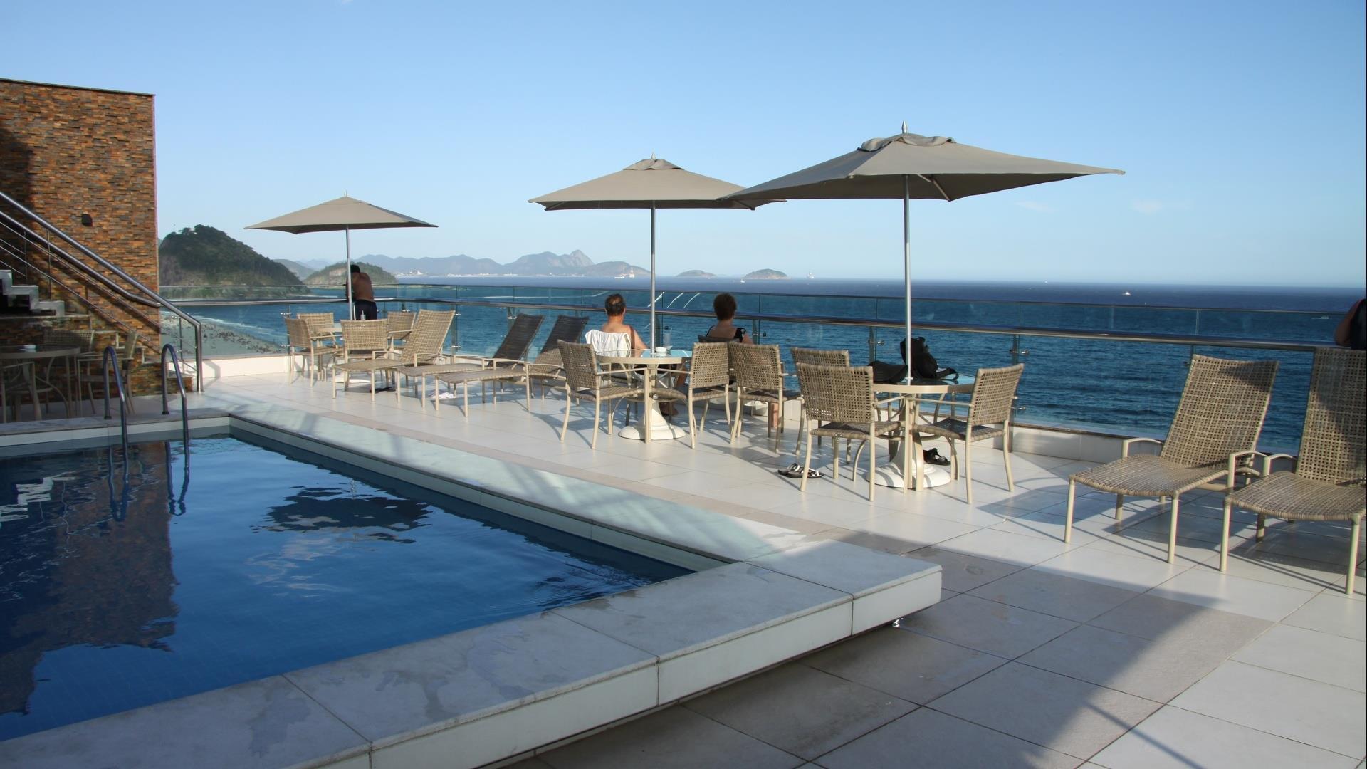 Brazil Rio de Janeiro: Superior Hotel - Hotel Arena Copacabana