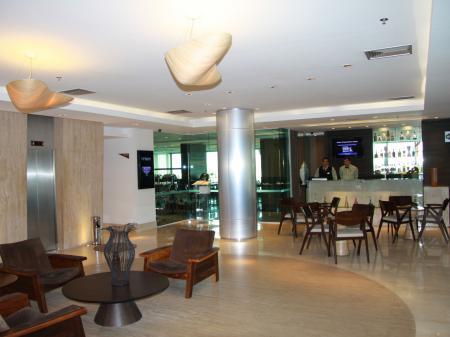Hotel Arena Copacabana Bar