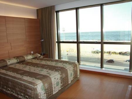 Hotel Arena Copacabana Example of a room