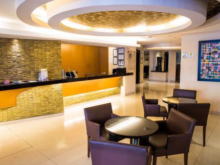 Lobby at Hotel Atlantis Copacabana