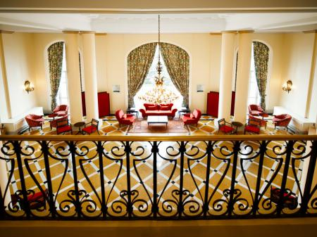 Hotel Belmond Copacabana Palace Lobby