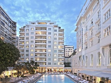 Hotel Belmond Copacabana Palace Pool
