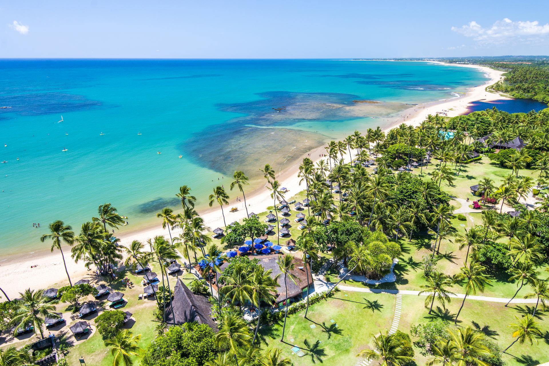 Brazil Praia do Forte: Deluxe Hotel - Hotel Tivoli Ecoresort