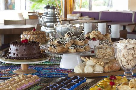 Breakfast at Hotel Tivoli Ecoresort
