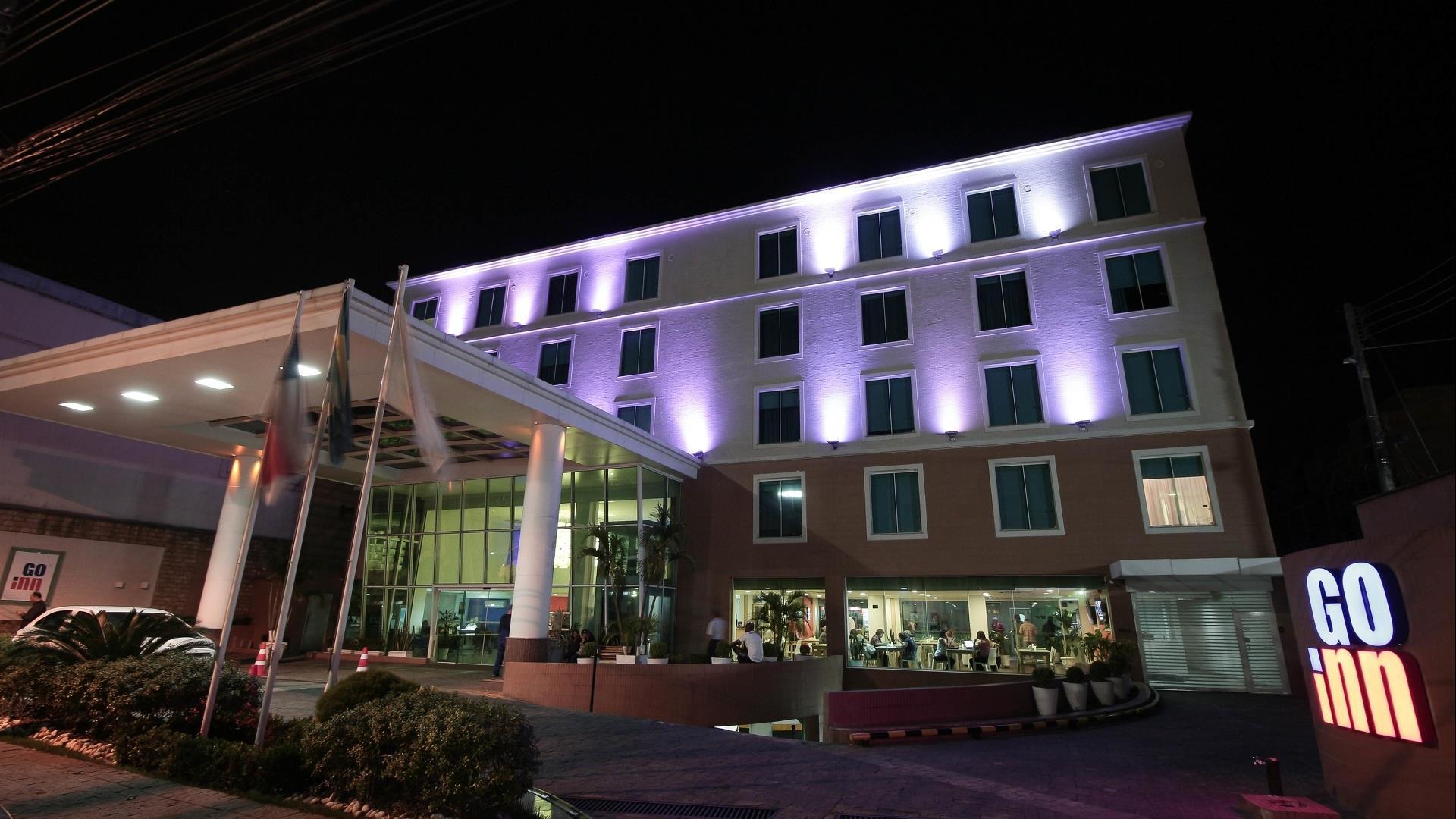Brazil Manaus: Standard Hotel - Hotel Go Inn