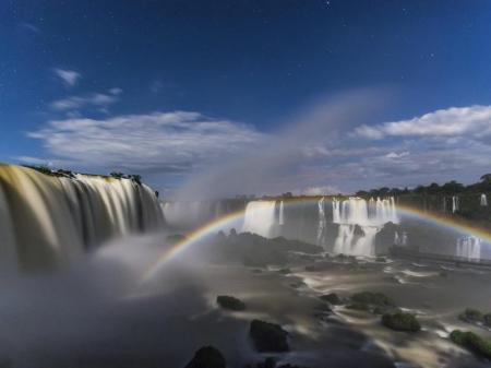 iguacu water falls