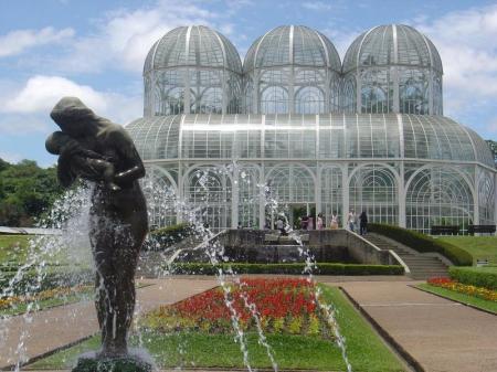 Curitiba Botanical Garden