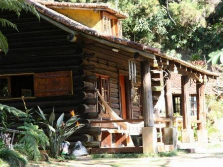 Eco Lodge Itororo Natural External view
