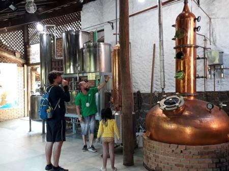 distillery engenho d´ouro