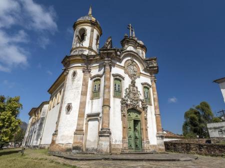 Ouro Preto Church
