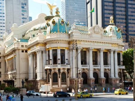 Municipal Theatre Rio de Janeiro
