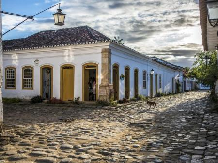 Culture in Paraty