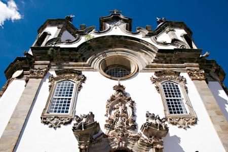 Church in Sao Joao del Rei