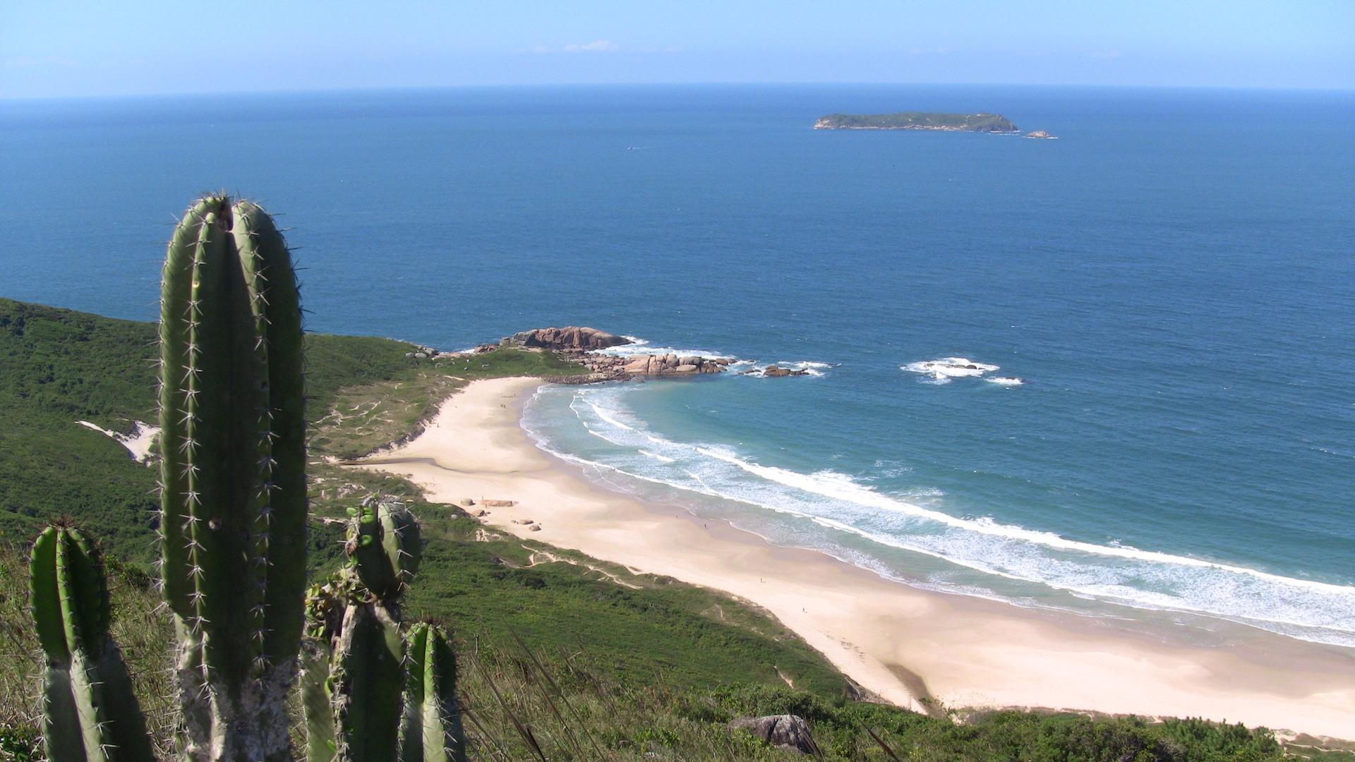 Lagoinha do Leste Florianopolis Brazil