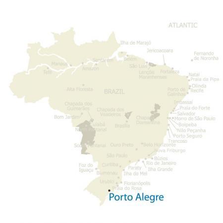 MAP Brazil Porto Alegre