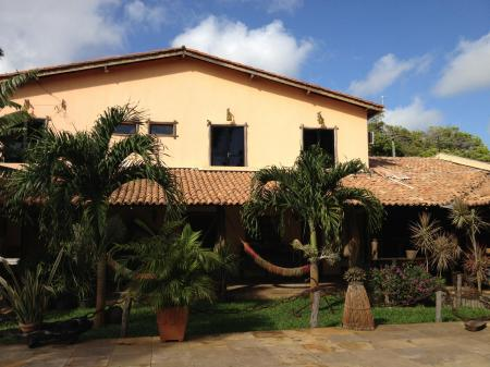 Pousada Vila Parnaiba from outside
